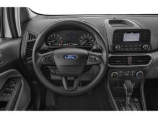 2018 Ford EcoSport Pictures EcoSport Utility 4D S AWD photos driver's dashboard