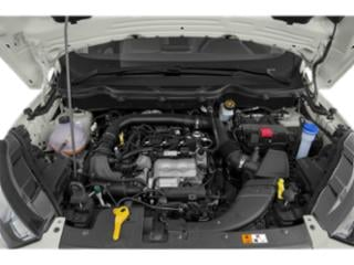 2018 Ford EcoSport Pictures EcoSport Utility 4D S AWD photos engine