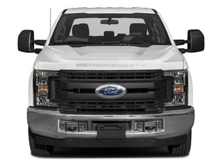 2018 Ford Super Duty F-350 SRW Pictures Super Duty F-350 SRW XL 2WD Crew Cab 6.75' Box photos front view
