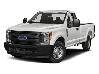 2018 Ford Super Duty F-250 SRW Pictures Super Duty F-250 SRW XL 2WD Reg Cab 8' Box photos side front view