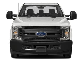 2018 Ford Super Duty F-250 SRW Pictures Super Duty F-250 SRW XL 2WD Reg Cab 8' Box photos front view