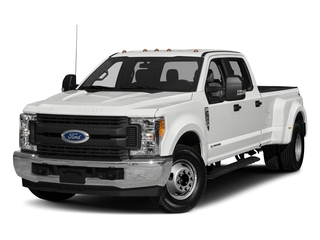 2018 Ford Super Duty F-350 DRW Pictures Super Duty F-350 DRW Crew Cab XL 2WD photos side front view