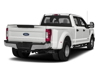 2018 Ford Super Duty F-350 DRW Pictures Super Duty F-350 DRW Crew Cab XL 2WD photos side rear view
