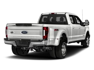 2018 Ford Super Duty F-350 DRW Pictures Super Duty F-350 DRW Crew Cab King Ranch 2WD photos side rear view