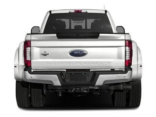 2018 Ford Super Duty F-350 DRW Pictures Super Duty F-350 DRW Crew Cab King Ranch 2WD photos rear view