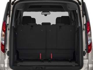 2018 Ford Transit Connect Wagon Pictures Transit Connect Wagon XLT SWB w/Rear Symmetrical Doors photos open trunk