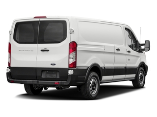 2018 Ford Transit Van Pictures Transit Van T-150 130 Low Rf 8600 GVWR Swing-Out RH Dr photos side rear view