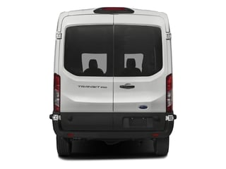 2018 Ford Transit Van Pictures Transit Van T-250 148 Med Rf 9000 GVWR Dual Dr photos rear view