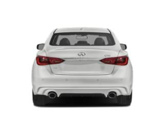 2018 INFINITI Q50 Pictures Q50 Sedan 4D 2.0T Pure AWD photos rear view