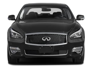 2018 INFINITI Q70 Pictures Q70 3.7 LUXE RWD photos front view