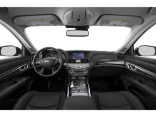 2018 INFINITI Q70 Pictures Q70 Sedan 4D AWD V6 photos full dashboard