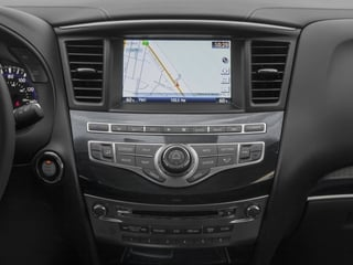 2018 INFINITI QX60 Pictures QX60 FWD photos stereo system