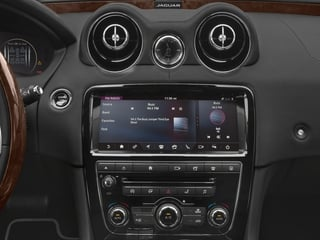 2018 Jaguar XJ Pictures XJ XJ Supercharged RWD photos stereo system