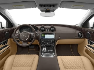 2018 Jaguar XJ Pictures XJ XJL Portfolio RWD photos full dashboard