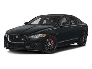 2018 Jaguar XF Pictures XF Sedan S AWD photos side front view