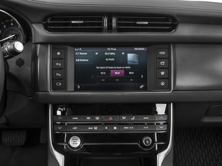 2018 Jaguar XF Pictures XF Sedan S AWD photos stereo system