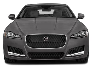2018 Jaguar XF Pictures XF Sedan 25t Prestige RWD photos front view