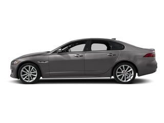 2018 Jaguar XF Pictures XF Sedan 4D 20d R-Sport photos side view
