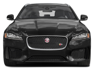 2018 Jaguar XF Pictures XF Sportbrake First Edition AWD photos front view