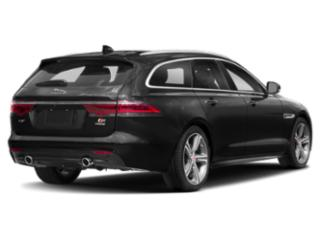 2018 Jaguar XF Pictures XF Wgn 4D Sportbrake First Edition AWD photos side rear view