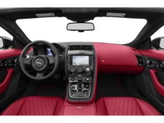 2018 Jaguar F-TYPE Pictures F-TYPE Coupe 2D 380 photos full dashboard