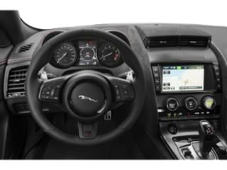 2018 Jaguar F-TYPE Pictures F-TYPE Coupe 2D R-Dynamic photos driver's dashboard
