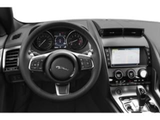 2018 Jaguar F-TYPE Pictures F-TYPE Coupe 2D 380 photos driver's dashboard