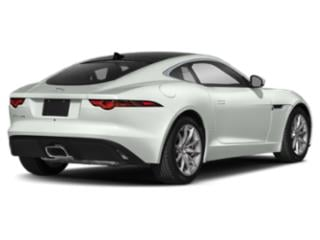 2018 Jaguar F-TYPE Pictures F-TYPE Coupe 2D R-Dynamic photos side rear view