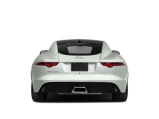 2018 Jaguar F-TYPE Pictures F-TYPE Coupe 2D R-Dynamic photos rear view