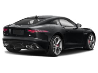 2018 Jaguar F-TYPE Pictures F-TYPE Coupe 2D R-Dynamic AWD photos side rear view