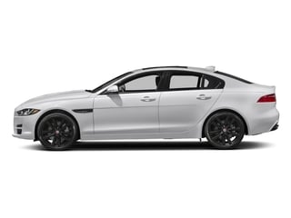 2018 Jaguar XE Pictures XE Sedan 4D 25t Prestige photos side view