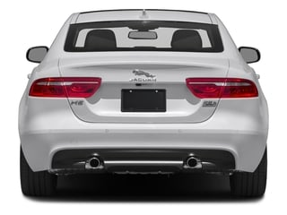 2018 Jaguar XE Pictures XE Sedan 4D 25t Prestige photos rear view