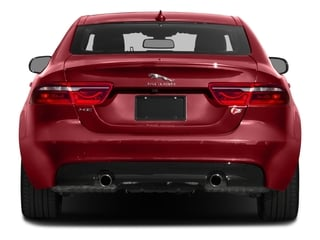 2018 Jaguar XE Pictures XE Sedan 4D S AWD photos rear view