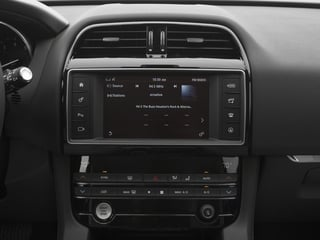 2018 Jaguar F-PACE Pictures F-PACE 25t Premium AWD photos stereo system