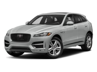 2018 Jaguar F-PACE Pictures F-PACE 25t R-Sport AWD photos side front view