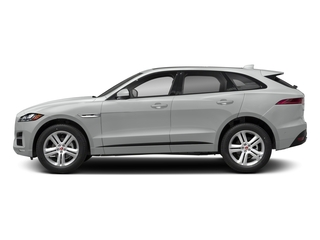2018 Jaguar F-PACE Pictures F-PACE 25t R-Sport AWD photos side view