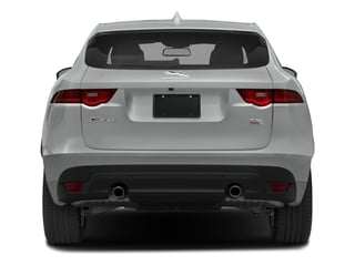 2018 Jaguar F-PACE Pictures F-PACE 25t R-Sport AWD photos rear view