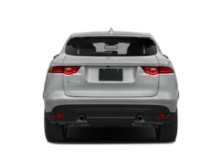 2018 Jaguar F-PACE Pictures F-PACE Utility 4D 30t Portfolio AWD photos rear view