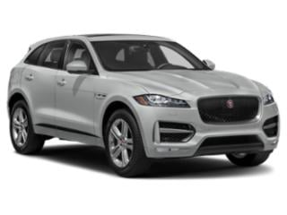 2018 Jaguar F-PACE Pictures F-PACE Utility 4D 30t Portfolio AWD photos side front view