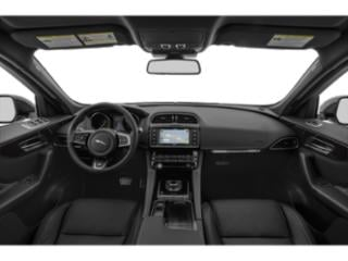 2018 Jaguar F-PACE Pictures F-PACE Utility 4D 30t Portfolio AWD photos full dashboard