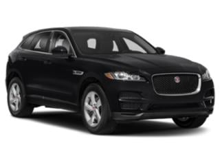 2018 Jaguar F-PACE Pictures F-PACE Utility 4D 25t Premium AWD photos side front view