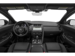 2018 Jaguar E-PACE Pictures E-PACE Utility 4D AWD photos full dashboard