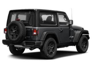 2018 Jeep Wrangler Pictures Wrangler Utility 2D Rubicon 4WD V6 photos side rear view