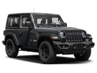 2018 Jeep Wrangler Pictures Wrangler Utility 2D Rubicon 4WD V6 photos side front view