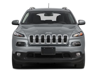 2018 Jeep Cherokee Pictures Cherokee Latitude Tech Connect FWD photos front view