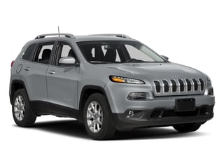 2018 Jeep Cherokee Pictures Cherokee Utility 4D Latitude Plus 4WD photos side front view