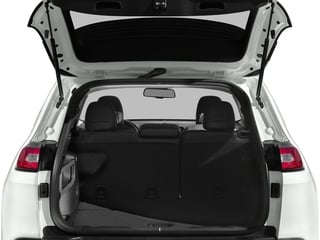 2018 Jeep Cherokee Pictures Cherokee Limited FWD photos open trunk
