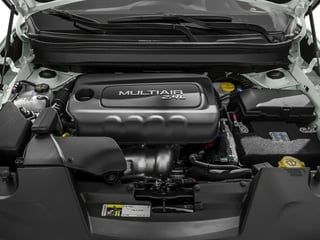 2018 Jeep Cherokee Pictures Cherokee Utility 4D Limited 2WD photos engine