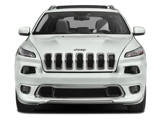 2018 Jeep Cherokee Pictures Cherokee Utility 4D Overland 2WD photos front view