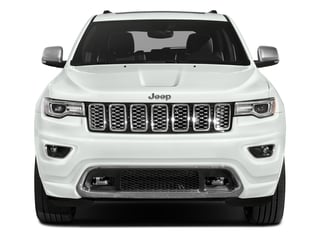 2018 Jeep Grand Cherokee Pictures Grand Cherokee Overland 4x2 photos front view